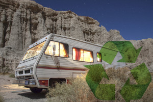 Green Living in an RV