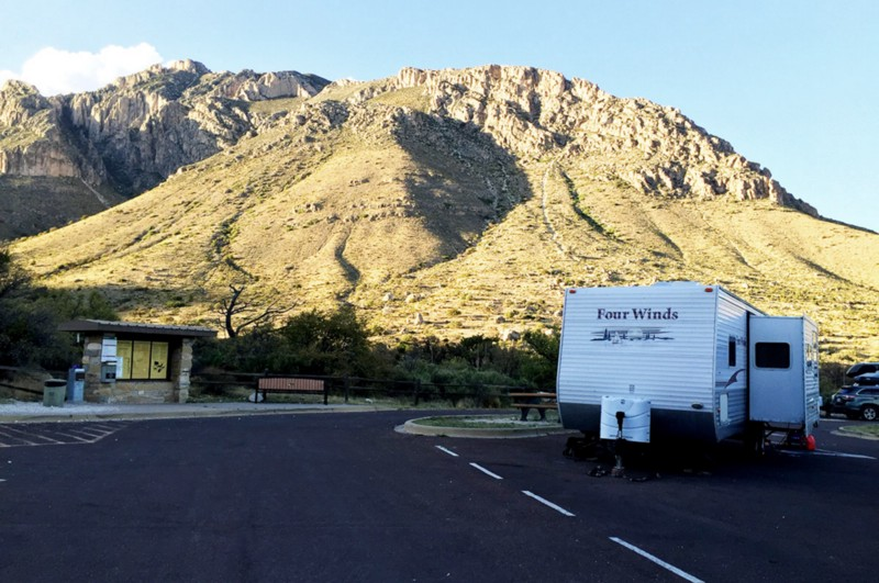 Guadalupe Mountains RV