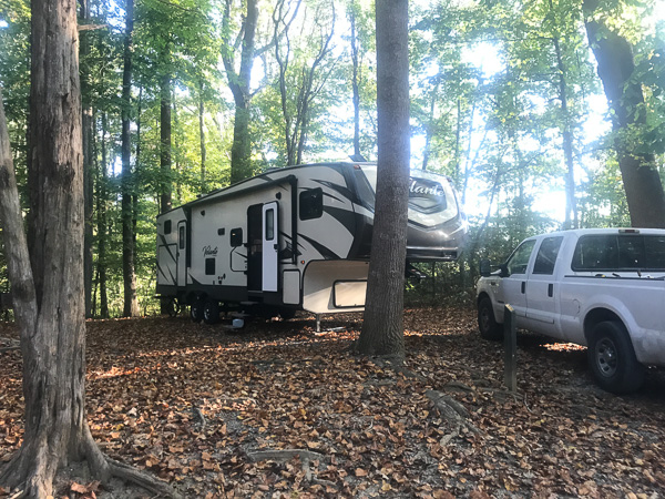 New Fifth Wheel RV
